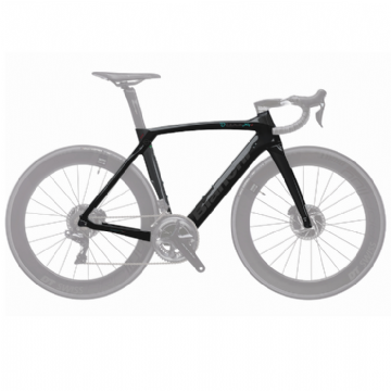 Cadre carbone OLTRE XR4 DISC Noir/graphite glossy 2R BIANCHI 2020